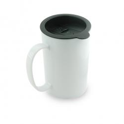 Mug Mediano con Tapa