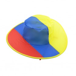 Sombrero Colombia Plegable