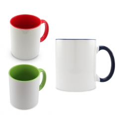 Mug Color Sublimación