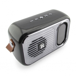 Parlante Bluetooth Retro No1