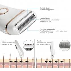 Afeitadora Recargable