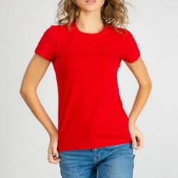 Camiseta Dama Algodón...
