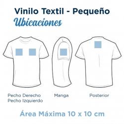 Vinilo Textil - Pequeño