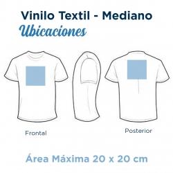Vinilo Textil - Mediano