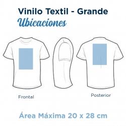 Vinilo Textil - Grande
