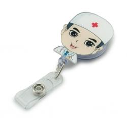 Yoyo Portacarnet Enfermero
